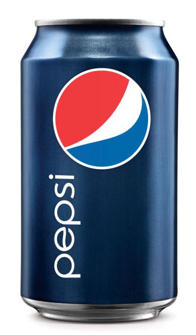 Nova lata da Pepsi